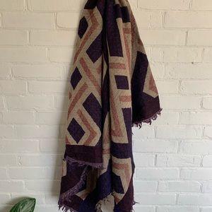 Wilfred Aritzia Blanket Scarf